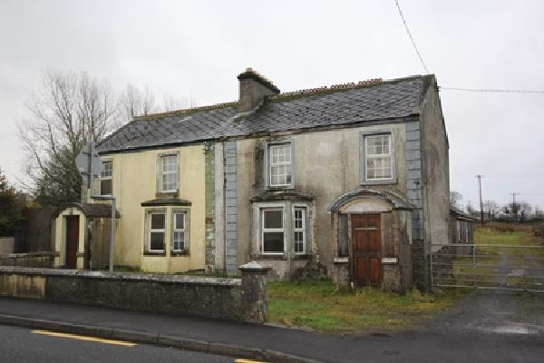 2 semi-detached Cottages Church  Street Tubbercurry, Co Sligo