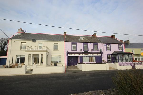 Residential Dwelling, Waterfront Bar & Restaurant, Apartment & Two Storey Residence, Rosses Point, C